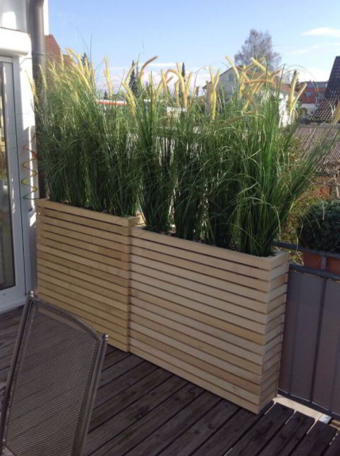High Box Planter