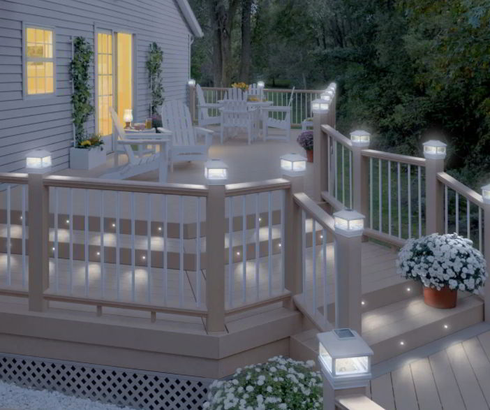 Magical Light for Deck