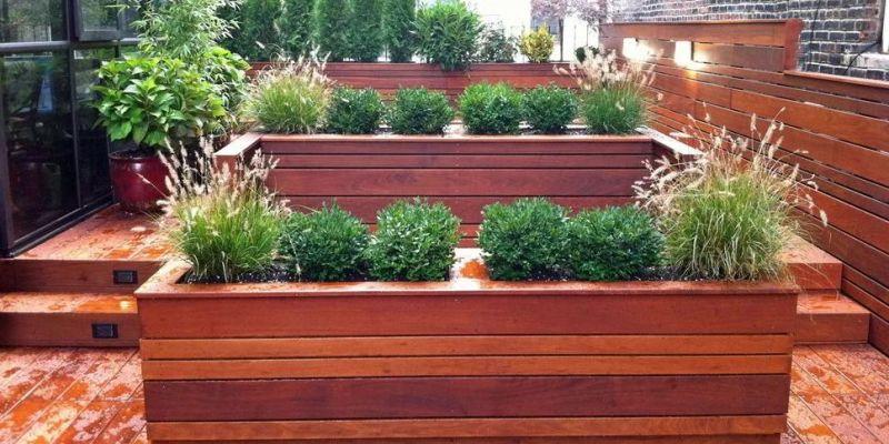Multi Boxes Planter