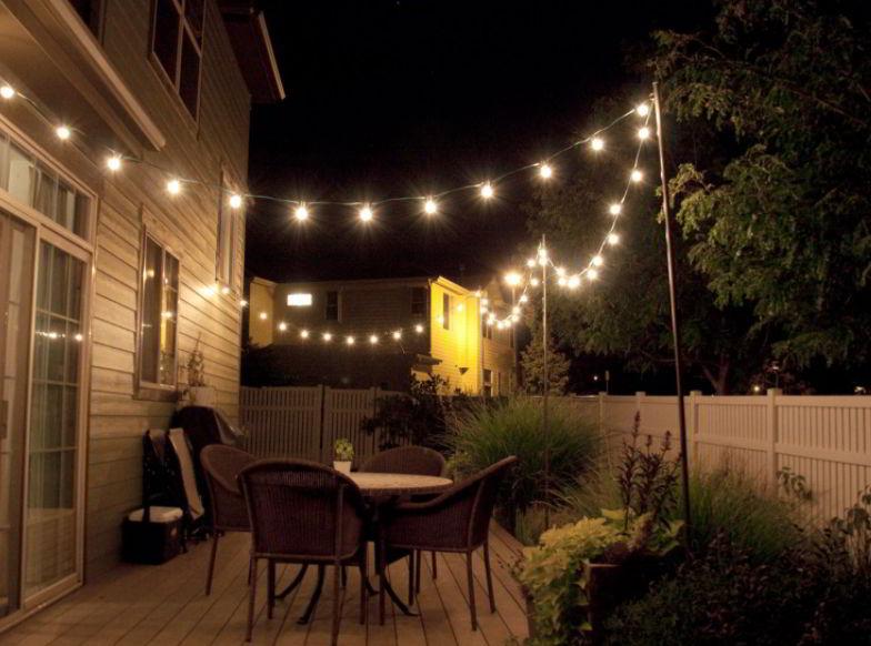 Simple Solar Deck Ideas