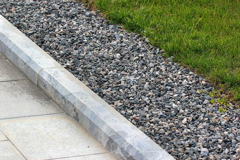 Concrete Curb Edging Ideas