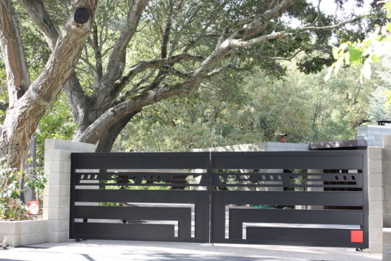 Best Contemporary Driveway Gate