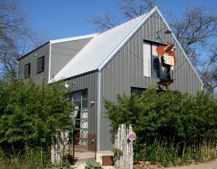 Steel barndominium ideas