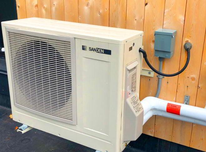 Amazing Heat Pump Water Heater