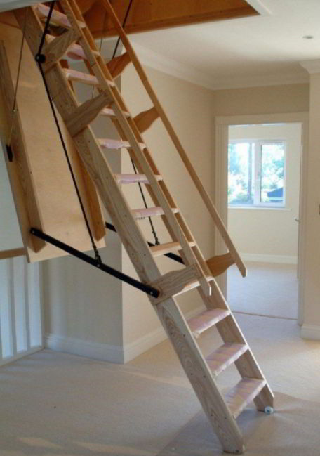 Best Pull Down Loft Stairs