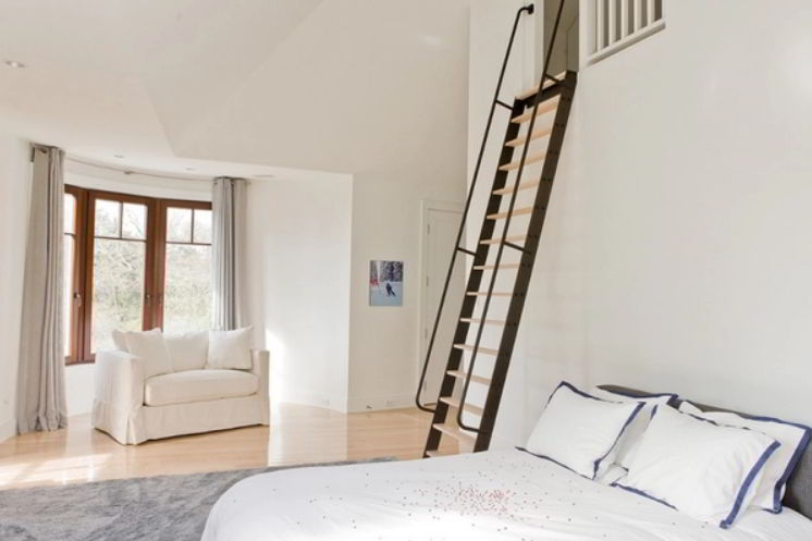 Simple Loft Ladder Ideas