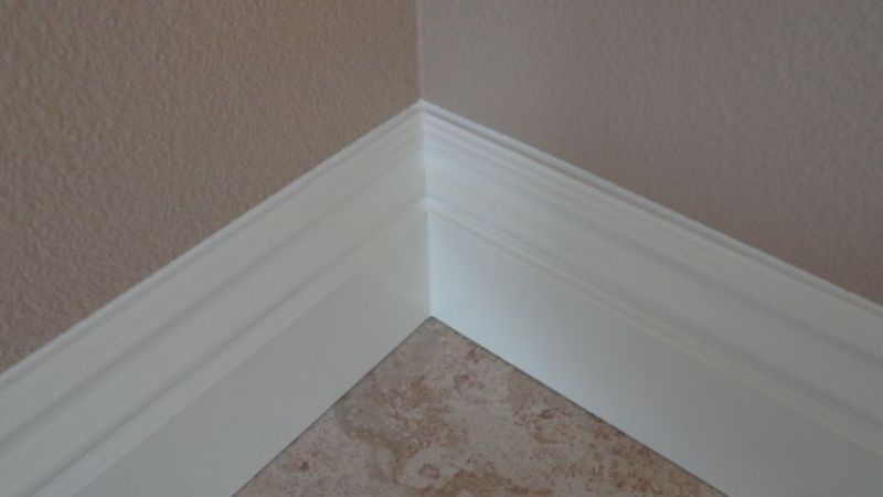 different type of trim