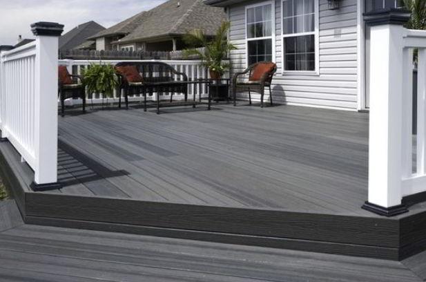 Simple Trex Color for Deck