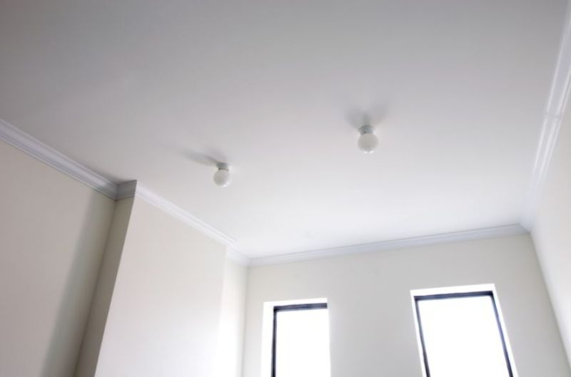 Flat Ceiling Texture Types