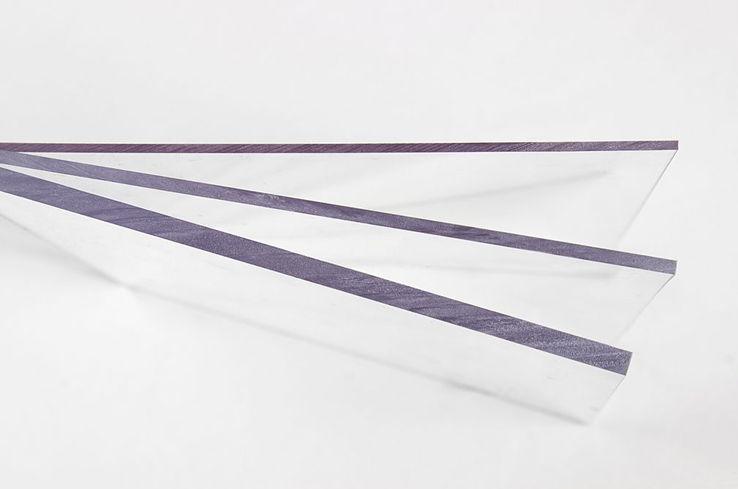 thickness of plexiglass