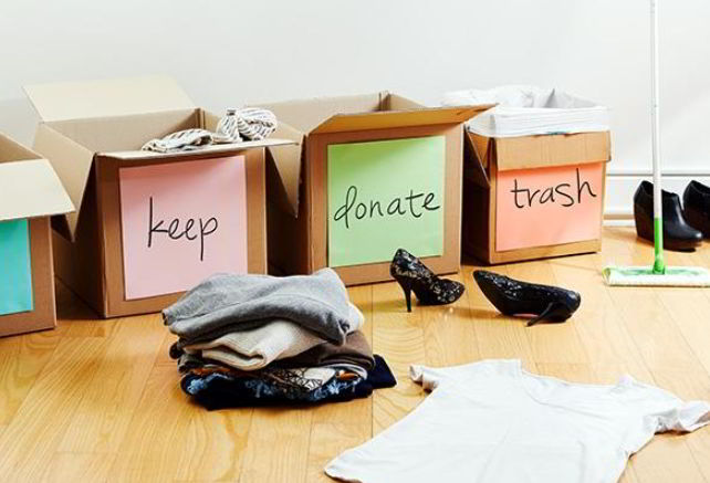 Ways to Declutter Your Home