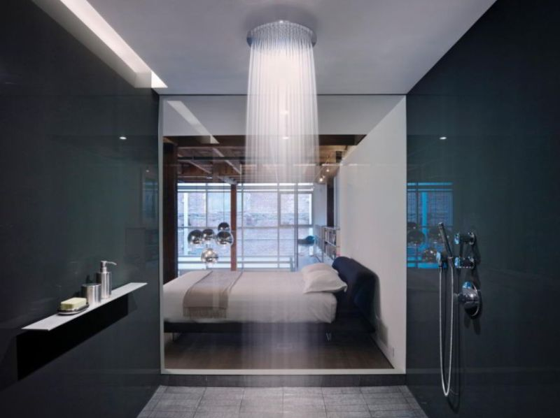 Rain Shower Design
