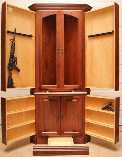 multiple gun storage