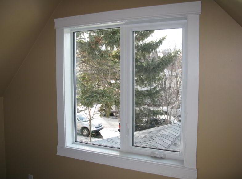 Interior Window Trim Design