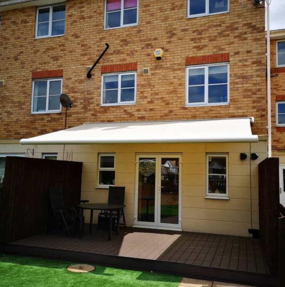 deck patio design