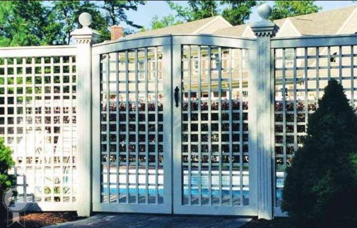 Classy Vintage Fence Ideas