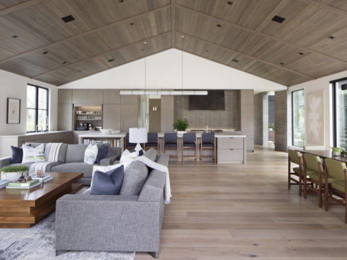 Open-Concept Floor Plan Ideas