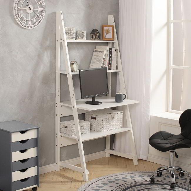 Tiered Ladder Desk