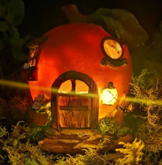 Fairy House Solar Light