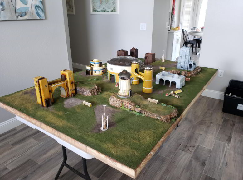 Create 3D Buildings