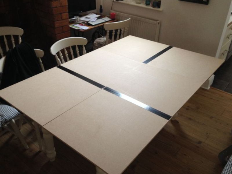 Create Wargame Table Top