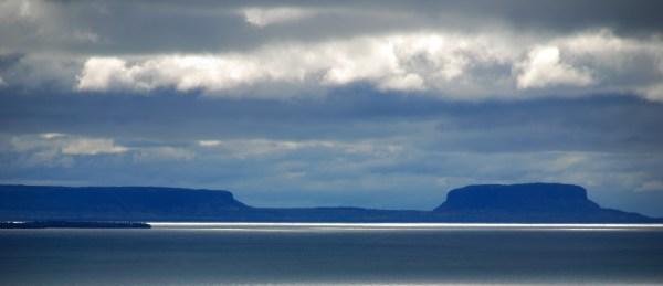 Lake Superior Thunder Bay Island
