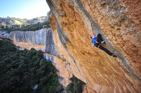Fall Woodsy Pc Wallpaper Vid Margalef Sport Climbing Gripped Magazine