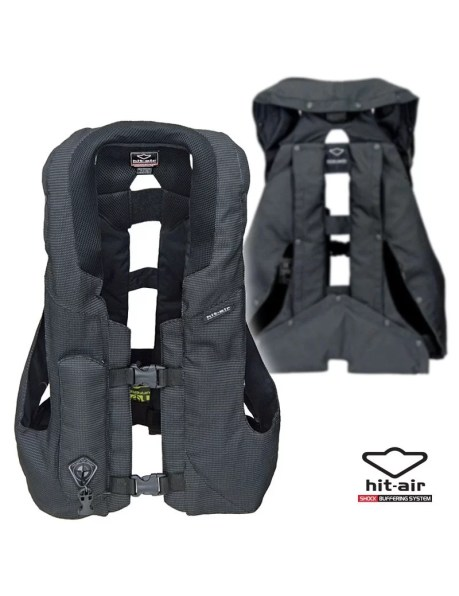 chaleco airbag hit air