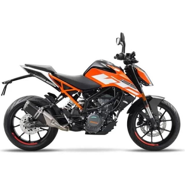 motos de 125cc