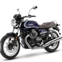 Guzzi V7 2021, una moto más potente