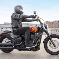 Street Bob 114, nueva Harley-Davidson 2021