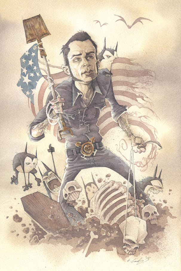 Grave Robbin' Usa