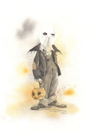 Ambiguous mask gris grimly halloween costume victorian vintage jackolantern
