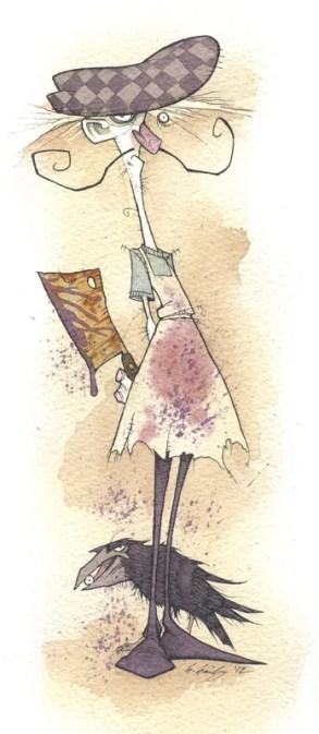 Purplepieman