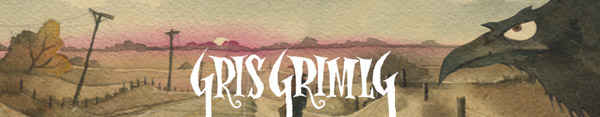 Grisgrimly Email Header