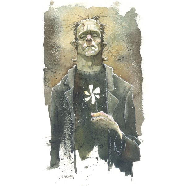 STORE ART BEAUTIFULFRANKENSTEIN