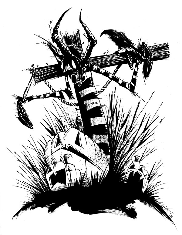 Scarecrowfromhell