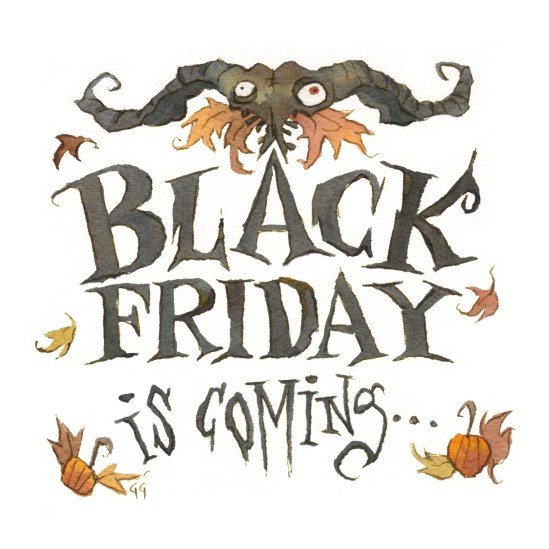 Blackfridayiscoming