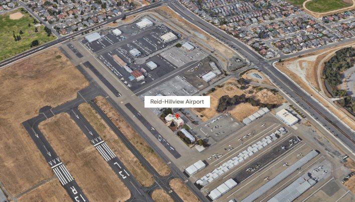 Reid-Hillview Airport