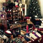 Holiday Shopping At Grist Mill Farm