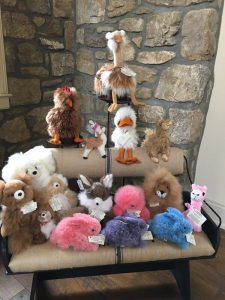 Easter basket pic of all animals