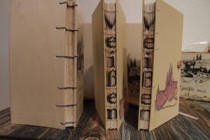 Koptische Bindung - Meißenbuch