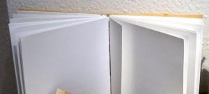 Papier Fotoalbum