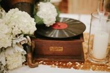 Great Gatsby Themed Wedding Omni Hotel - Grit Gold