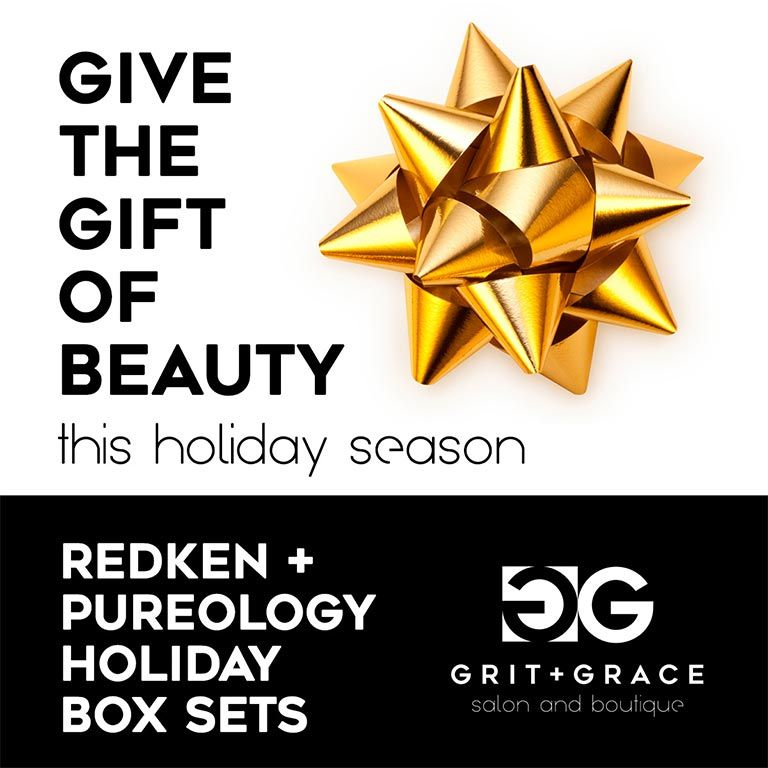 Give The Gift of Beauty
