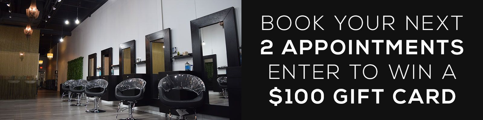 Book Next 2 Appointments to Win