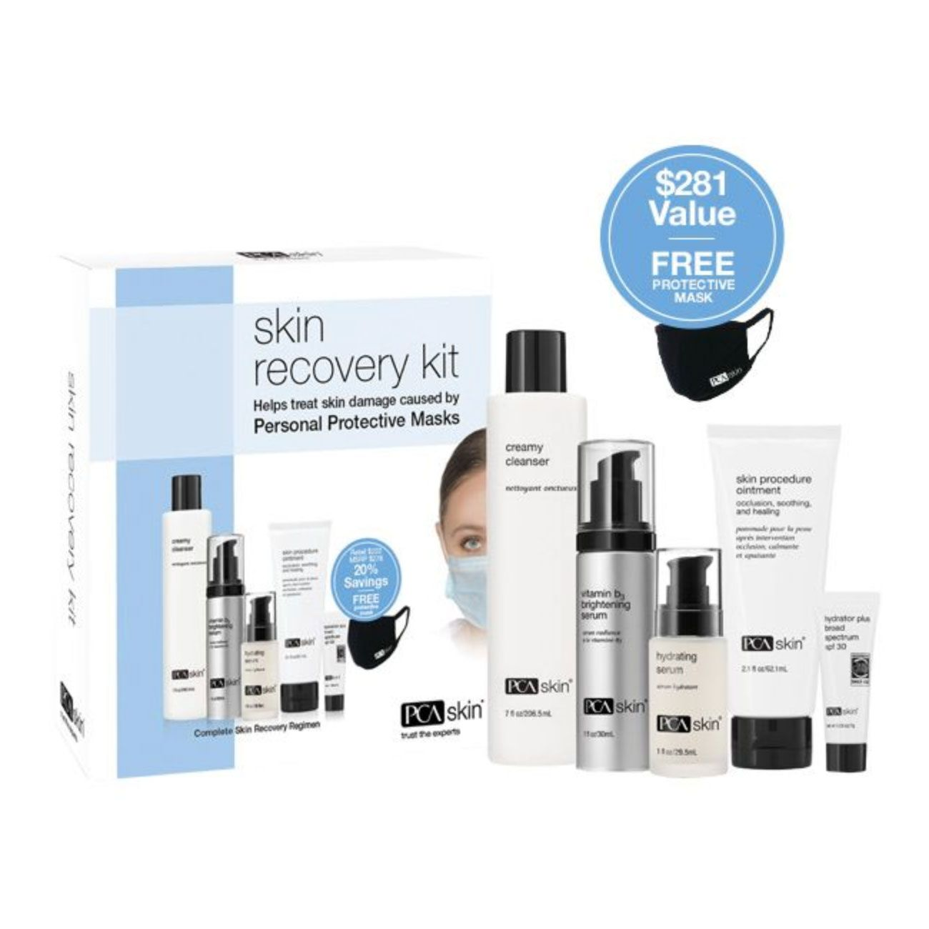 Skin Recovery Kit