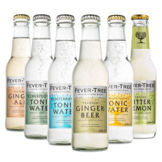 Tonic & Ginger Beer