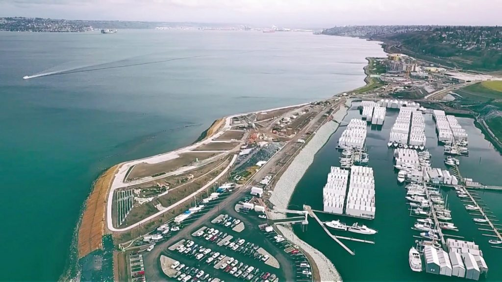 Video: A 2:53 Update On Point Defiance Construction