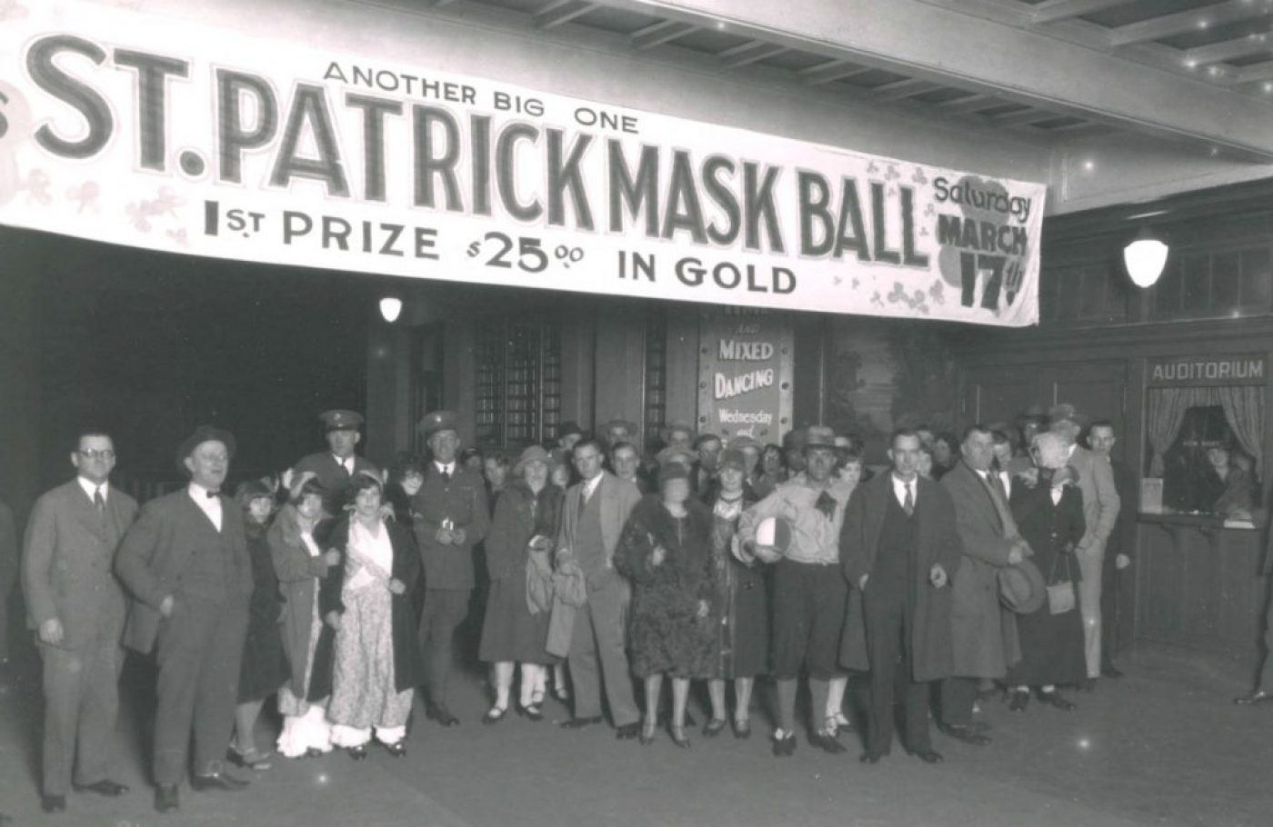 Mask Ball Tacoma